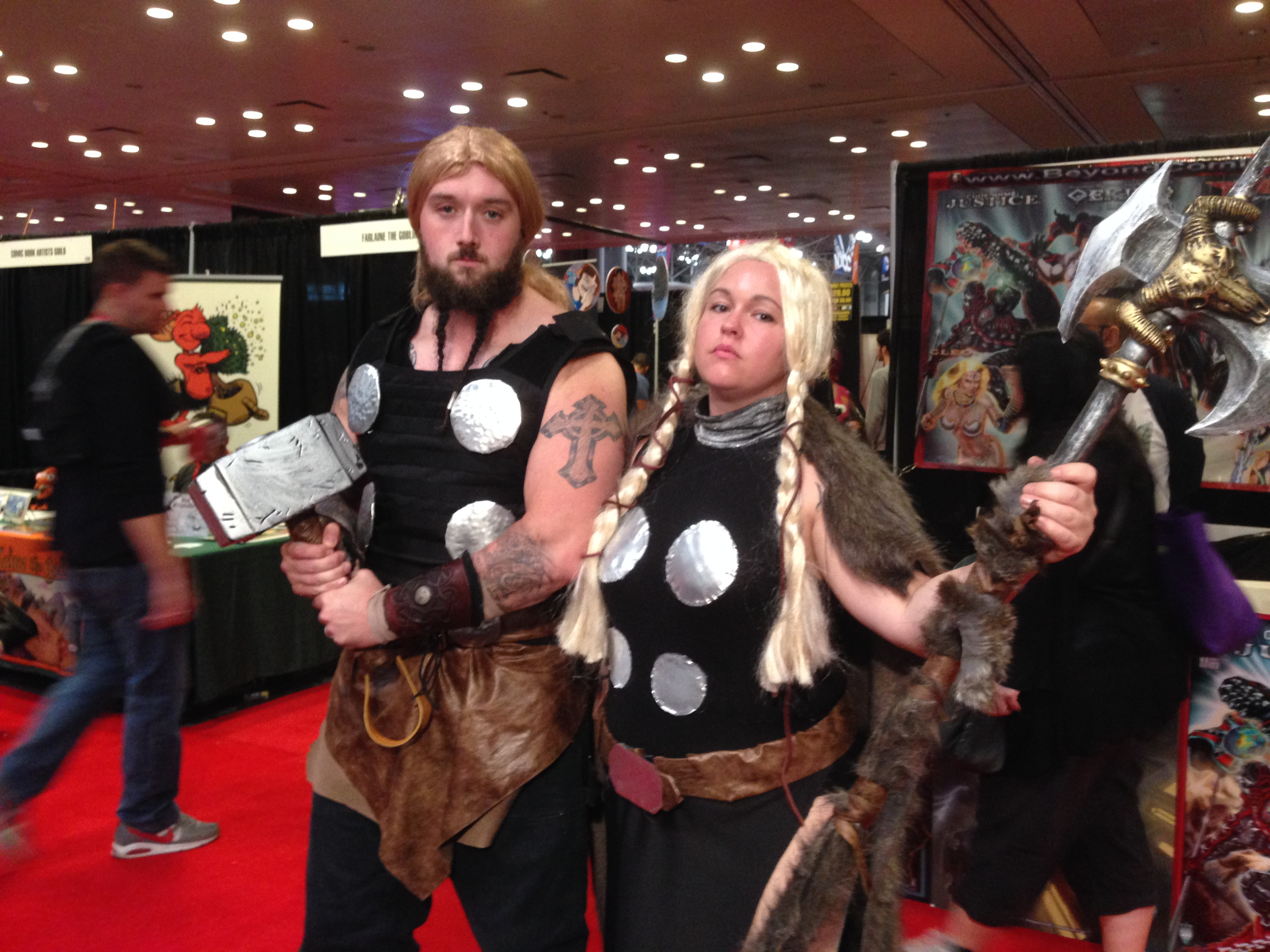 How to Survive NYCC: tips to Survive and Thrive at NYCC 2014
