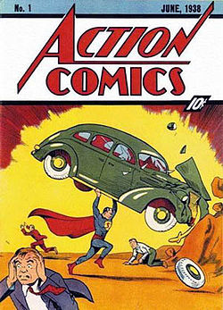 The Golden Age: Action Comics #1