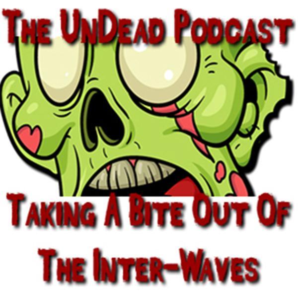 Undead Randy Talks Boston Comic Con