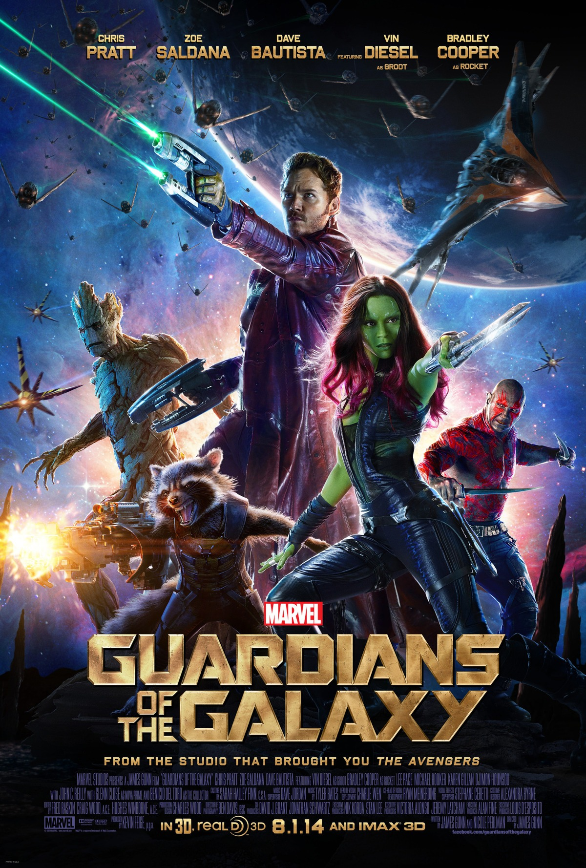 Guardians of the Galaxy – THE Summer Blockbuster of 2014