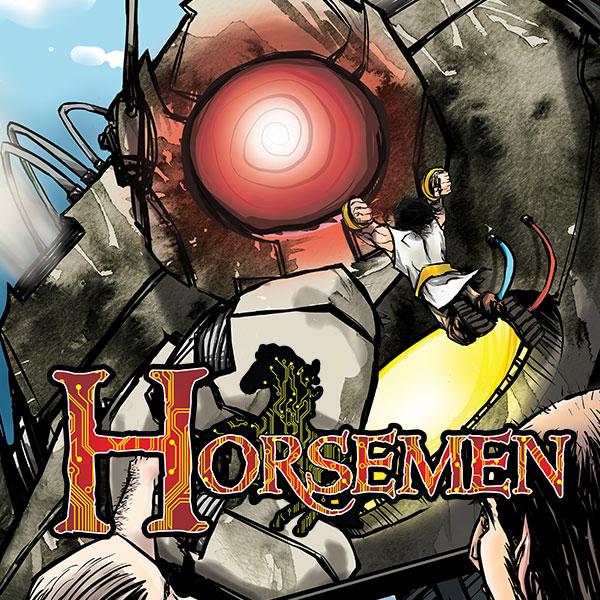 Horsemen 2 on sale now!