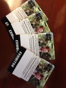 New York Comic Con | Badges Ready!