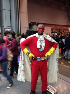 New York Comic Con | Blankman