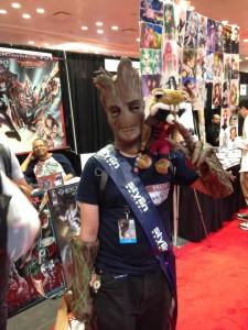 New York Comic Con | Yo Soy Groot!