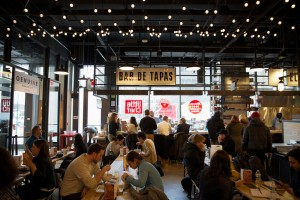 Gotham West Market | Where to eat in NYC