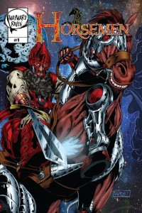 Horsemen 1 on comiXology