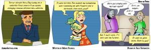 Webcomics: Damn Heroes strip-00046